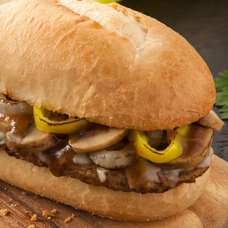 Steak Hoagie Gravy