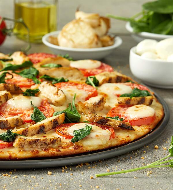 Chicken Spinach Mozzarella™