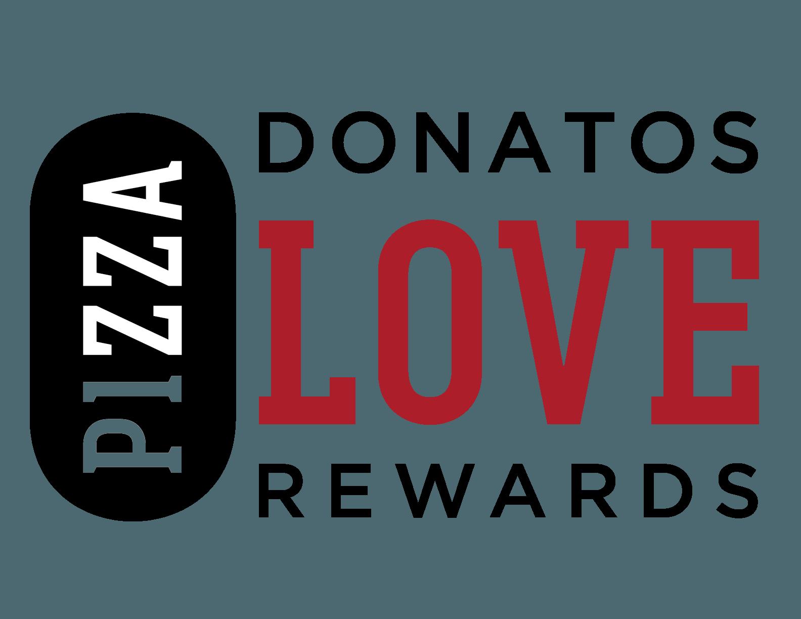 Donatos Pizza Love Rewards